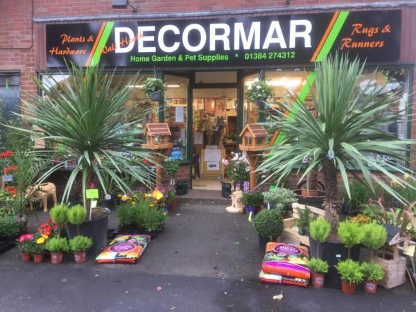 Decormar Hardware Wall Heath spring plants