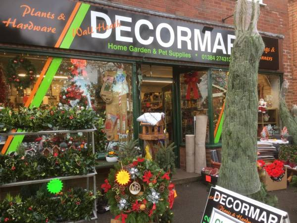 Decormar Hardware Wall Heath Christmas